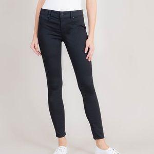 NEW $110 Level 99 Janice ultra skinny black jeans